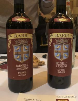 2012 Reserva Fattoria Dei Barbi Brunello Di Montalcino