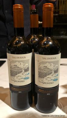 2012 Val Di Suga Brunello Di Montalcino Vigna Spuntali