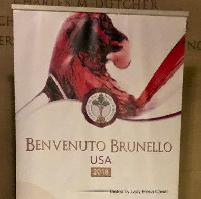 Welcome Brunello Di Montalcino to New York