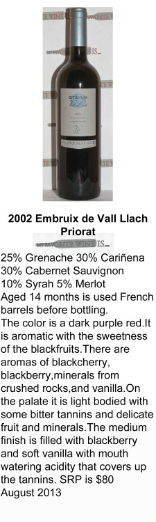 2002 Embruix de Vall Llach for WEB