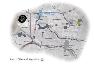 Argentina-Map-La-Pampa-Patagonia