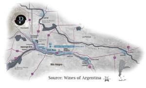 Argentina-Map-Rio-Negro-Patagonia