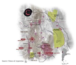 Argentina-Map-San-Juan-Cuyo