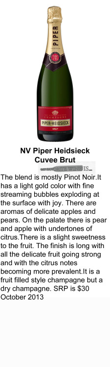 NV Piper Heidsnieck Cuvee Brut for WEB