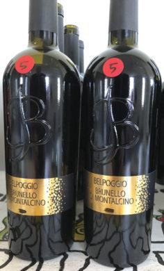 2014 Belpoggio Brunello