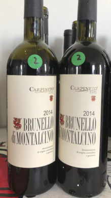 2014 Carpineto Brunello