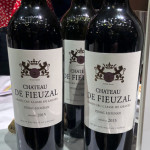 2015 Chateau De Fieuzal Red Tasted by LadyElenaCaviar.com