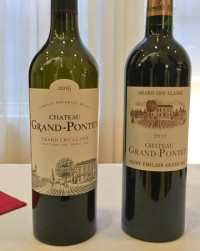 2015 Chateau Grand Pontet My Favorite Wine