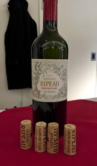 2015 Chateau Ripeau St Emilion My Favorite Wine