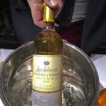 2015 Chateau de Fargues Luc Saluces Sauterne Tasted by LadyElenaCaviar.com