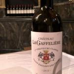 2015 La Gaffeliere Tasted by LadyElenaCaviar.com