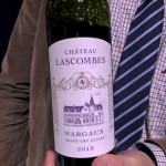 2015 Lascombes Tasted by LadyElenaCaviar.com