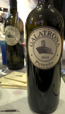 Great Wine 2015 Petrolo Valdarno di Sopra Galatrona