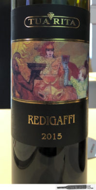 2015 Tua Rita Redigaffi
