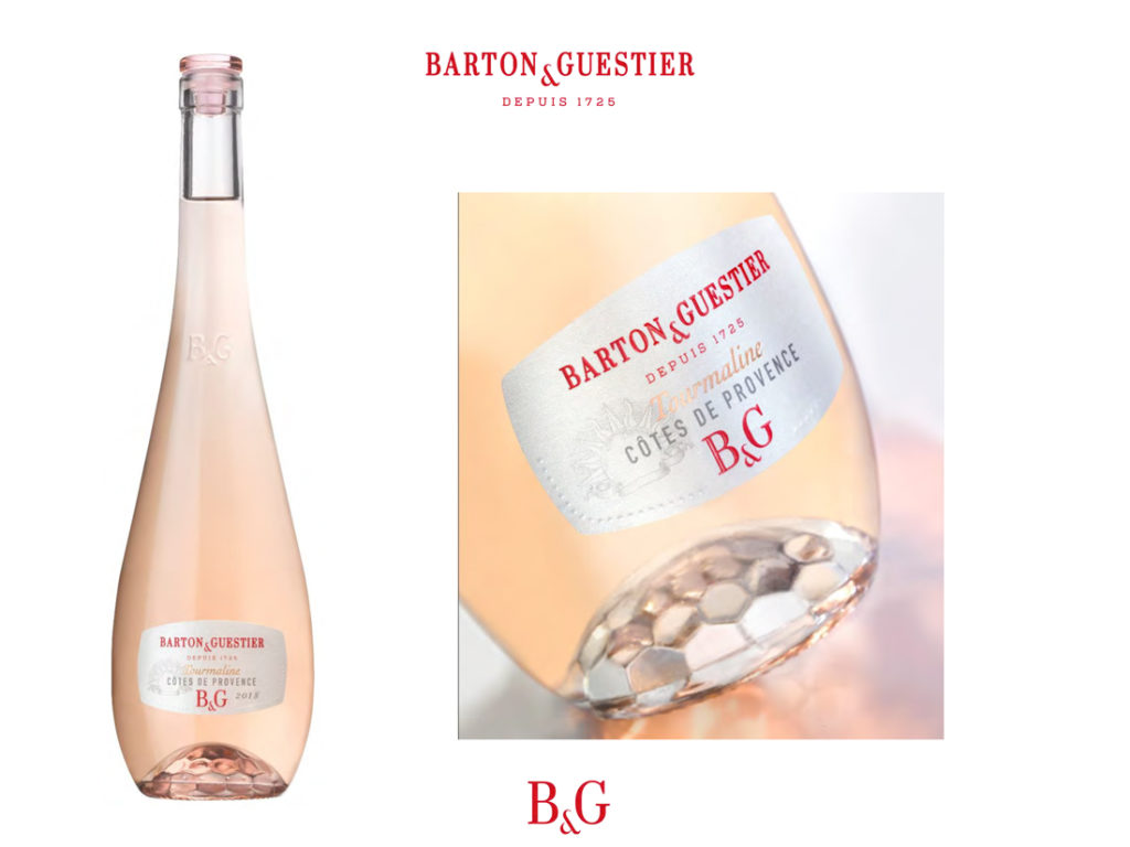 Barton and Guestier Tourmaline Rose wine