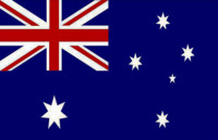 My Favorite Wine Australian Flag
