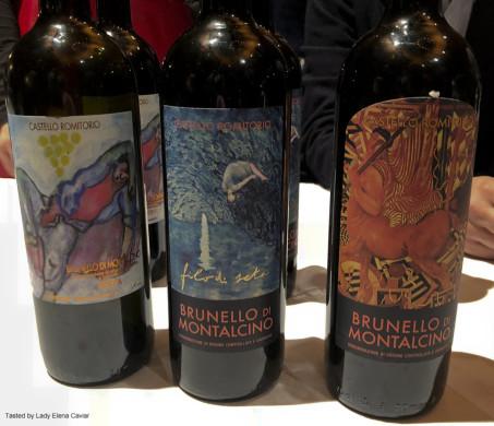Castello Romitorio Brunello Di Montalcino Wines