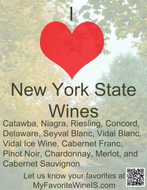 I Love New York State Wines