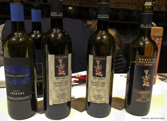 IL Palazzone Brunello Di Montalcino Wines