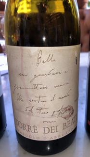 Torre dei Beati Favorite Wine