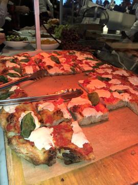 Pizza and Cerasuolo d Abruzzo wine pairing