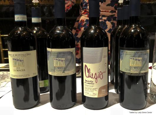La Magia Brunello Di Montalcino Wines