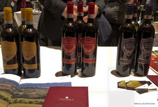 San Polo Brunello Di Montalcino Wines